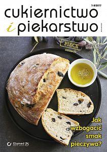 Cukiernictwo i Piekarstwo wydanie nr 7-8/2017