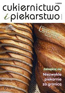 Cukiernictwo i Piekarstwo wydanie nr 1-2/2018