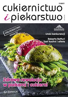 Cukiernictwo i Piekarstwo wydanie nr 11/2017