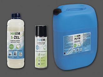 Ekologiczny środek do czyszczenia blach, form i wózków