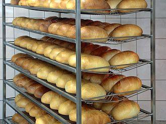 Wózek do studzenia chleba, typ V