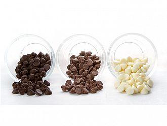 Kropelki czekoladowe do zapiekania