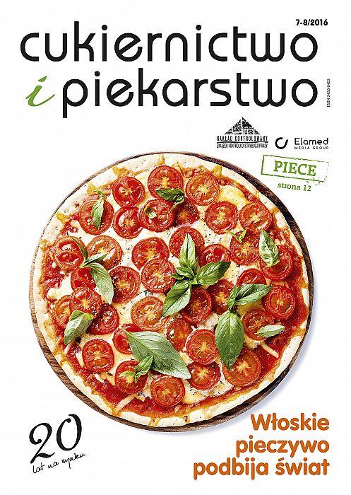 Cukiernictwo i Piekarstwo wydanie nr 7-8/2016
