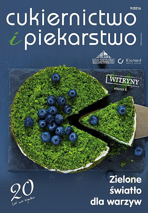 Cukiernictwo i Piekarstwo wydanie nr 9/2016