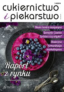 Cukiernictwo i Piekarstwo wydanie nr 7-8/2018
