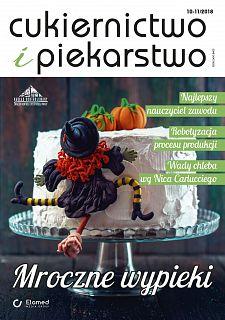 Cukiernictwo i Piekarstwo wydanie nr 10-11/2018