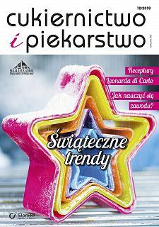 Cukiernictwo i Piekarstwo wydanie nr 12/2018