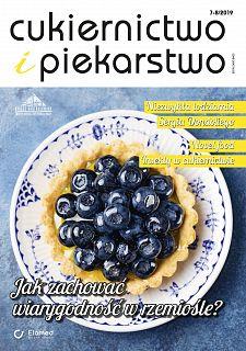 Cukiernictwo i Piekarstwo wydanie nr 7-8/2019