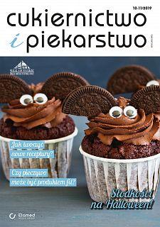 Cukiernictwo i Piekarstwo wydanie nr 10-11/2019