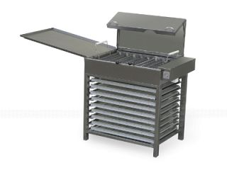 Półautomatyczny Smażalnik Pączków Solex