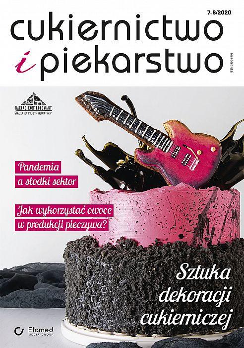 Cukiernictwo i Piekarstwo wydanie nr 7-8/2020