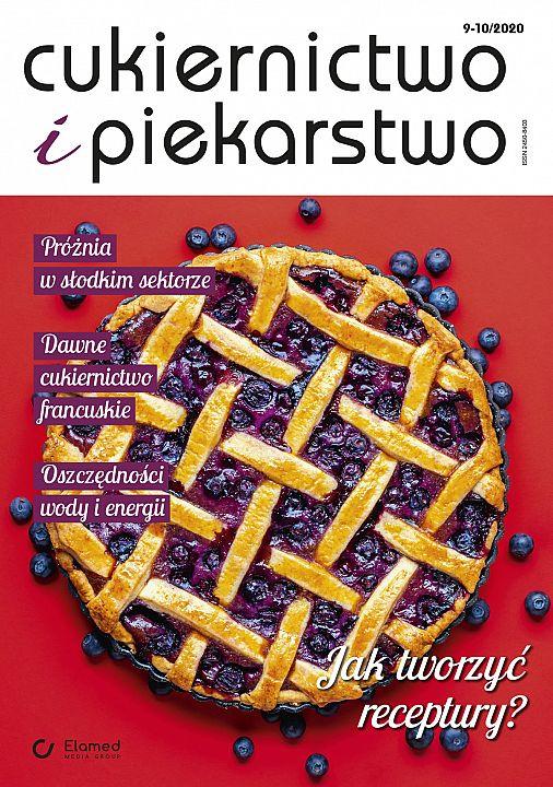 Cukiernictwo i Piekarstwo wydanie nr 9-10/2020