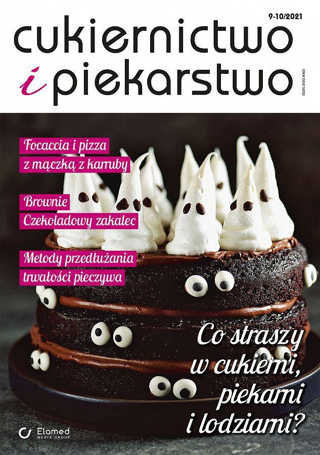 Cukiernictwo i Piekarstwo wydanie nr 9-10/2021